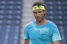 PHOTOS: Rafael Nadal's practice at the 2015 BNP Paribas Open in Indian Wells - 10 Марта 2015 - RAFA NADAL - KING OF TENNIS