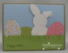 card easter bunny for kids - Αναζήτηση Google