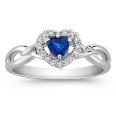 i LOVE this one. Its such beautiful ring. and the royal blue, for Mary Our Blessed Virgin Mother