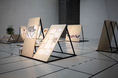 Game Theory exhibition, Beijing. By Experimental Jetset February 2014