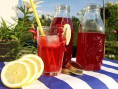 Rybízová limonáda – blahodárné účinky i skvělá chuť!