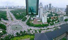 Aksi Damai 212, Jakarta
