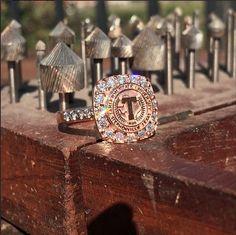 Texas Tech Class Ring Bought From A Thacker Customer
