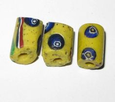 ancient glass beads