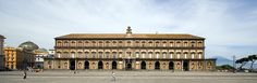 Visit the Royal Palace of Naples in Italy!