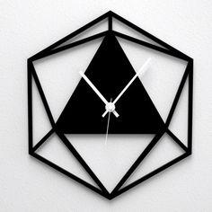 Clock Art, Diy Clock, Clock Decor, Wall Clock Wooden, Wood Clocks, Metal Wall Art, Wall Clock Design, Unique House Design, Gifts For Office
