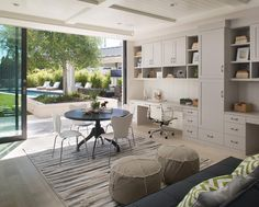 study built ins coronado contemporary home office. Modren Coronado In The Beachside Community Of Coronado California Is This Classic East  Coastinspired Home With A Contemporary Flair Created By Christian Rice Architects For Study Built Ins Coronado Contemporary Home Office E
