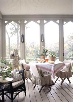 Restyled Home: Summer Porches...