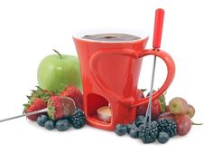 This fondue mug to dip anything and everything edible into. | Can You Get Through This Post Without Spending $50?