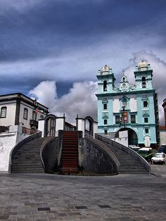 Central Zone of the Town of Angra do Heroismo in the Azores, Terceira, Azores, Portugal (UNESCO World Heritage Site)