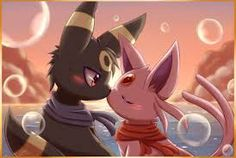 Umbreon X Espeon