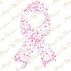 Tumbler Designs, Custom Tumblers, Breast Cancer Awareness, Invitations, Etsy, Save The Date Invitations, Invitation