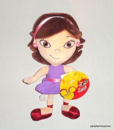 """Disney Store Little Einsteins JUNE Plush 12"""" Doll TALKING P57  #Disneylittleeinsteins #toys"""