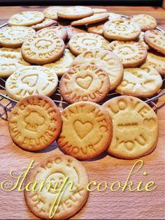 Le ricette della Bea!: Cookie stamp!