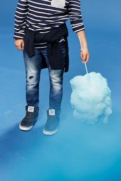 All about blue #FW15 #MANGOKids