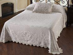 Bates mill Store - abigail adams bedspread