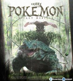 Sẽ ra sao khi Pokemon trở thành những sinh vật kinh dị   Cotvn.Net