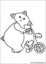 In the night garden coloring pages on Coloring-Book.info