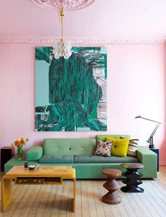 Why The Chunky Low Sofa Has Our Attention