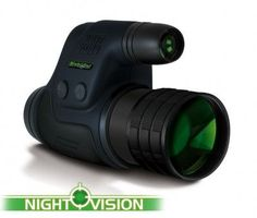 Night Owl 3X Monocular - The light-weight compact Night Owl Optics NONM3X-G Monocular has an added rubberized pad for optimal grip and comfort. Machined aluminum lens ring gives a more accurate feel for focusing. The monocular's unique design puts the controls at your fingertips making it ideal for camping, hiking hunting, viewing wildlife, and security. Features: 3X magnification All-glass optics for both objective and ocular lenses Built-in Infrared Illumination – provides clear and bright…