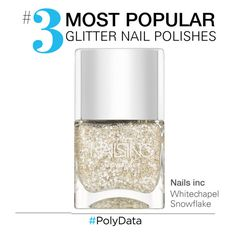 """PolyData: Top 10 Glitter Nail Polishes"" by polyvore ❤ liked on Polyvore featuring Nails Inc., women's clothing, women, female, woman, misses and juniors"