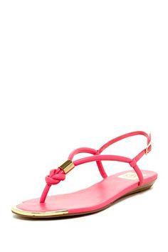 Dolce Vita Abee Flat Sandal on HauteLook
