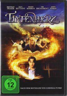 Tintenherz  2008 Germany,UK,USA      IMDB Rating      6,0 (29.715)    Darsteller:      Brendan Fraser,      Sienna Guillory,      Eliza Bennett