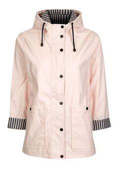PETITE Rain Mac - Jackets & Coats - Clothing | Rain mac, Topshop ...