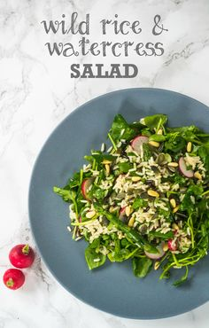 salad takes 10 minutes to throw together and makes a filling and ...