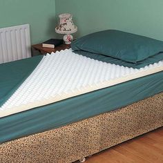 Single Bed Mattress Topper  #mattresses #mattress #mattresstopper #mattresspad #matresscover