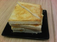 Kaya Toast of Xin Wang Hong Kong Restaurant - SM Mall of Asia Philippines