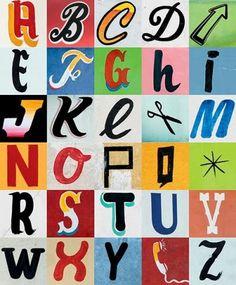 Ame Design - amenidades do Design . blog: Tipografia Vernacular: Letras de Pernambuco