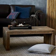 Emmerson Coffee Table #westelm