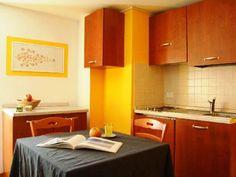 Indren Hus Zimmer & Residence. Alagna Centro  /  Alagna Centre.