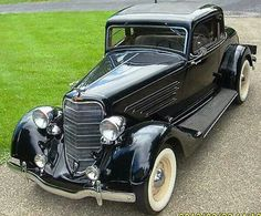1934 Dodge DR Business Coupe