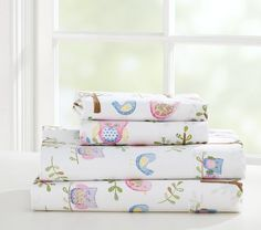 Hayley Sheeting | Pottery Barn Kids