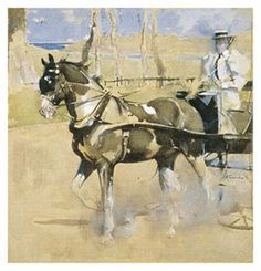 [ Joseph Crawhill, Piebald Driving. ]