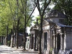 101 choses à faire à Paris : activités en plein air: le cimetière du père lachaise
