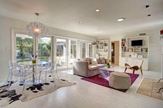 Listing Spotlight: 6440 W 77th St in Westchester. Check out this magnificent mid century modern masterpiece!