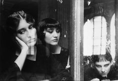 Deborah Turbeville,  book is a gift from lynne sass :)