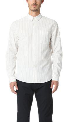 b127fbe1486 A.P.C. Mick Shirt.  a.p.c.  cloth  shirt