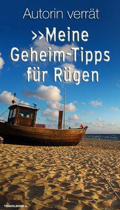 """Katharina Jensen wollte schon immer mal einen Roman über Rügen schreiben und hat sich diesen Traum nun erfüllt. Passend zur Veröffentlichung ihres Buches """"An der Ostsee sagt man nicht Amore"""" hat die Autorin TRAVELBOOK ihre persönlichen Lieblingstipps für die größte Insel Deutschlands verraten."""