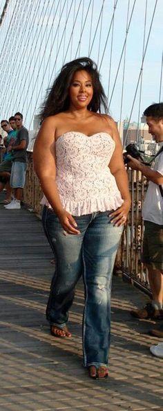 Plus Size Modeling Show #plusboutique