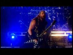 Ozzy Osbourne - Bark at the Moon - Live