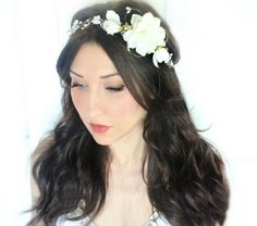 1000+ images about Wedding Hairstyles  Hair Accessories on Pinterest