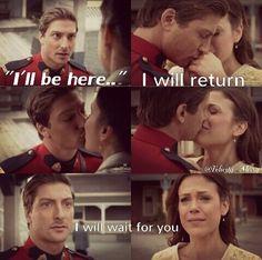 #WhenCallsTheHeart - Jack & Elizabeth