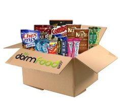 Got the Munchies? Care Package: Amazon.com: Grocery & Gourmet Food. Such an awesome brand that literally caters to all college students / makes a good gift to give to your college buds ;)