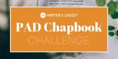 2021 November PAD Chapbook Challenge: Guidelines