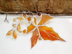 Stained Glass. Stained Glass Suncatcher. Rich by jacquiesummer