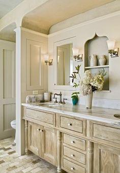 Derby Hill Farm Lyme NH - traditional - bathroom - burlington - Smith & Vansant Architects PC
